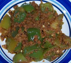 CAPSICUM SAUTE FRY